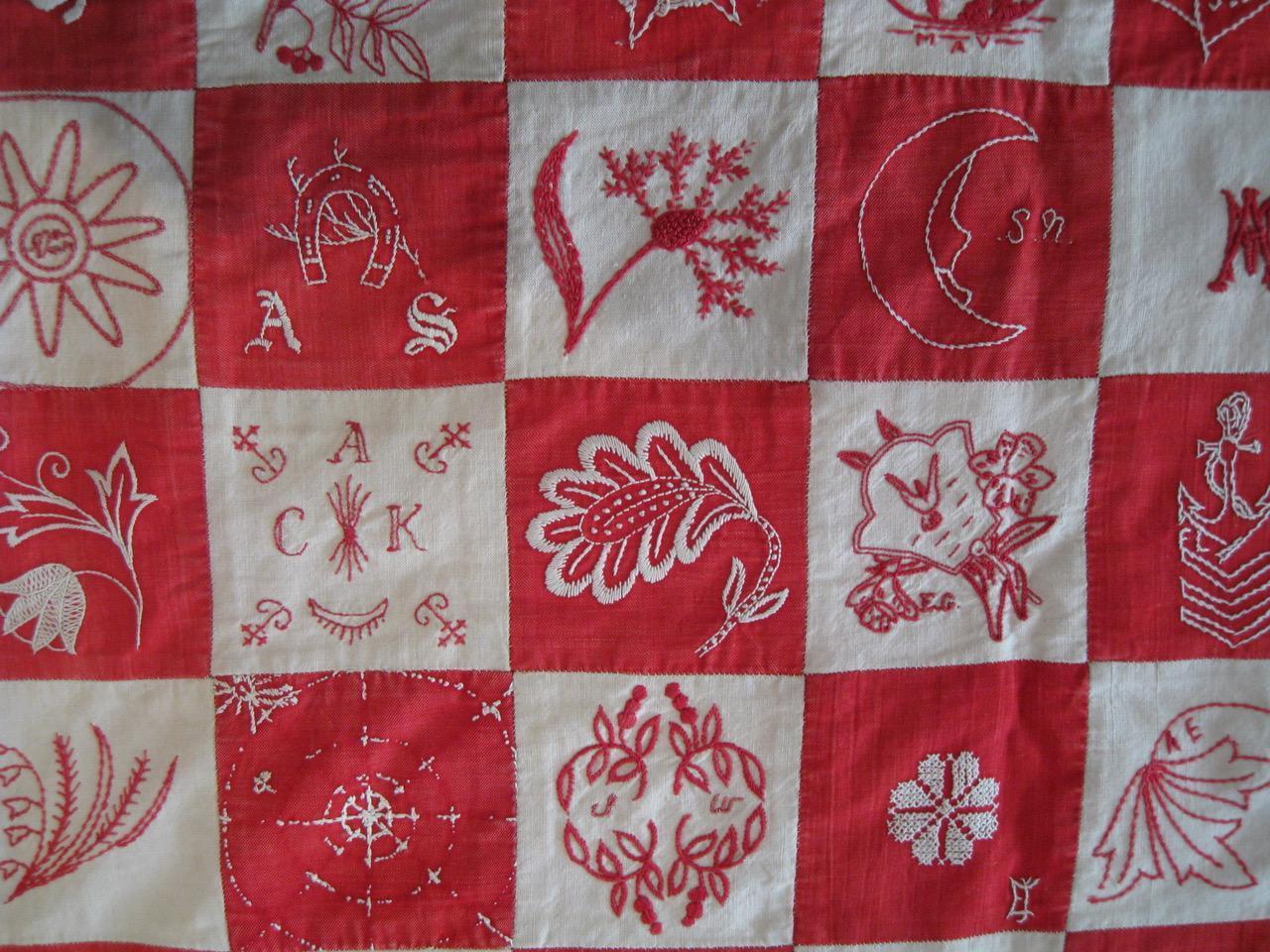 EJ flower block top right